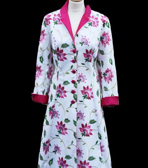 Blossom Pink Coat