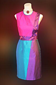 Multi Panel Dress