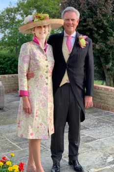 Mother of the Bride Wedding Outfit by Jenny Edwards-Moss in Stow-on-the-WoldMother of the Bride Wedding Outfit