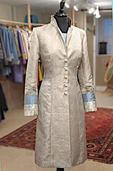 Grey Kaleidoscope Coat